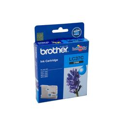 BROTHER - Brother LC37-LC970 Mavi Orjinal Kartuş