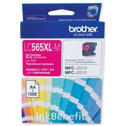 BROTHER - Brother LC565XL Kırmızı Orjinal Kartuş