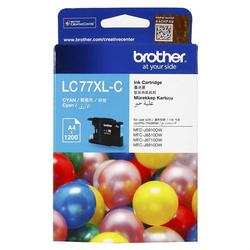 BROTHER - Brother LC77XL Mavi Orjinal Kartuş