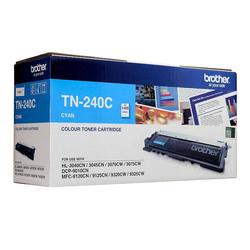 Brother - Brother TN-240 Mavi Orjinal Toner