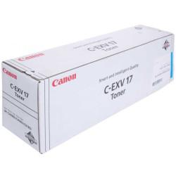CANON - Canon C-EXV-17/0261B002 Mavi Orjinal Fotokopi Toneri