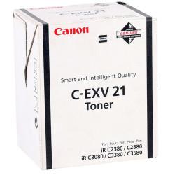 CANON - Canon C-EXV-21/0452B002 Siyah Orjinal Fotokopi Toneri