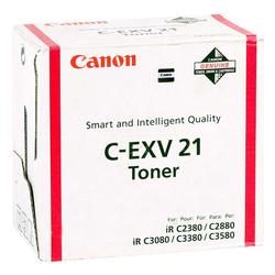 CANON - Canon C-EXV-21/0454B002 Kırmızı Orjinal Fotokopi Toneri