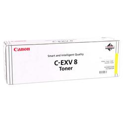 CANON - Canon C-EXV-8/7626A002 Sarı Orjinal Fotokopi Toneri