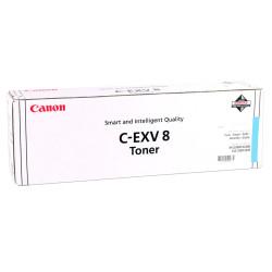 CANON - Canon C-EXV-8/7628A002 Mavi Orjinal Fotokopi Toneri