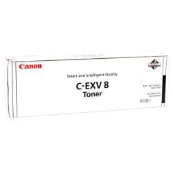 CANON - Canon C-EXV-8/7629A002 Siyah Orjinal Fotokopi Toneri