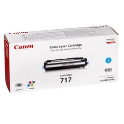 CANON - Canon CRG-717/2577B002 Mavi Orjinal Toner