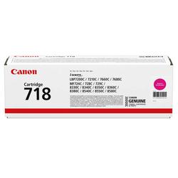 CANON - Canon CRG-718/2660B002 Kırmızı Orjinal Toner