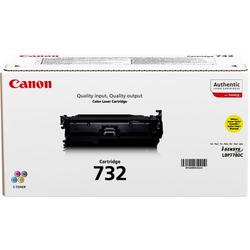 CANON - Canon CRG-732/6260B002 Sarı Orjinal Toner