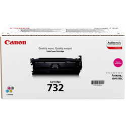 CANON - Canon CRG-732/6261B002 Kırmızı Orjinal Toner