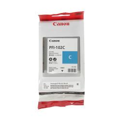 CANON - Canon PFI-102C/0896B001 Mavi Orjinal Kartuş