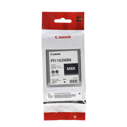 CANON - Canon PFI-102MBK/0894B001 Mat Siyah Orjinal Kartuş