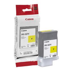 CANON - Canon PFI-107Y/6708B001 Sarı Orjinal Kartuş