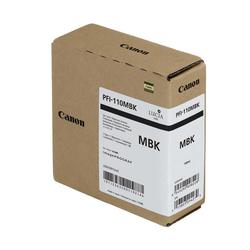 CANON - Canon PFI-110MBK/2363C001 Mat Siyah Orjinal Kartuş