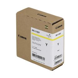 CANON - Canon PFI-110Y/2367C001 Sarı Orjinal Kartuş