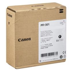 CANON - Canon PFI-301BK/1486B001 Siyah Orjinal Kartuş