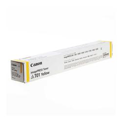 CANON - Canon T01-8069B001 Sarı Orjinal Toner