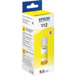 EPSON - Epson 112-C13T06C44A Sarı Orjinal Mürekkep