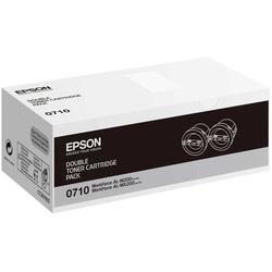 EPSON - Epson AL-M200/C13S050710 Orjinal Toner 2Li Paket