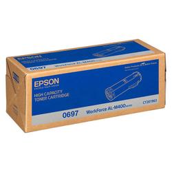 EPSON - Epson AL-M400/C13S050697 Orjinal Toner Yüksek Kapasiteli
