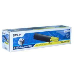 EPSON - Epson CX-11/C13S050188 Kırmızı Orjinal Toner Yüksek Kapasiteli