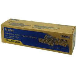 EPSON - Epson CX-16/C13S050558 Sarı Orjinal Toner