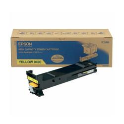 EPSON - Epson CX-28/C13S050490 Sarı Orjinal Toner