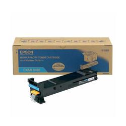 EPSON - Epson CX-28/C13S050492 Mavi Orjinal Toner