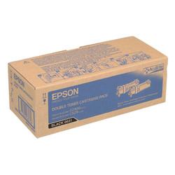 EPSON - Epson CX-29/C13S050631 Siyah Orjinal Toner 2Li