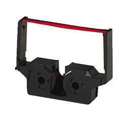 Epson - Epson ERC-02/C43S015425 Kırmızı-Siyah Muadil Şerit