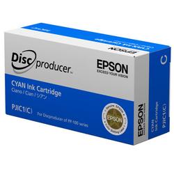EPSON - Epson PP-100/C13S020447 Mavi Orjinal Kartuş