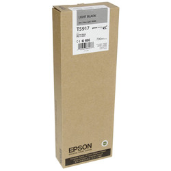 EPSON - Epson T5917-C13T591700 Açık Siyah Orjinal Kartuş
