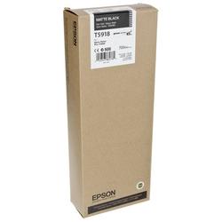 EPSON - Epson T5918-C13T591800 Mat Siyah Orjinal Kartuş