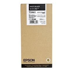EPSON - Epson T5961-C13T596100 Foto Siyah Orjinal Kartuş