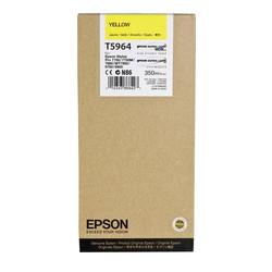 EPSON - Epson T5964-C13T596400 Sarı Orjinal Kartuş