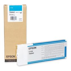 EPSON - Epson T6062-C13T606200 Mavi Orjinal Kartuş