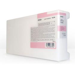 EPSON - Epson T6246-C13T624600 Açık Kırmızı Orjinal Kartuş