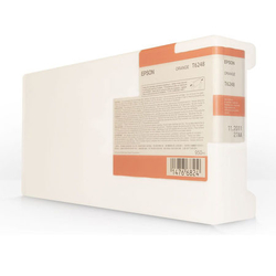EPSON - Epson T6248-C13T624800 Turuncu Orjinal Kartuş