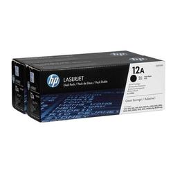 HP - Hp 12A-Q2612AD Orjinal Toner İkili Paket