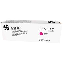 HP - Hp 304A-CC533AC Kırmızı Orjinal Toner
