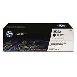 HP - Hp 305A-CE410A Siyah Orjinal Toner