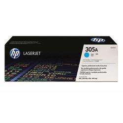 HP - Hp 305A-CE411A Mavi Orjinal Toner