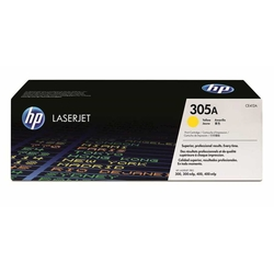 HP - Hp 305A-CE412A Sarı Orjinal Toner