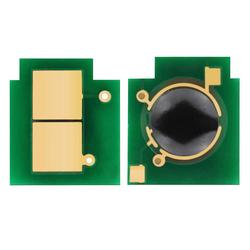 HP - Hp 312A-CF381A Mavi Toner Chip