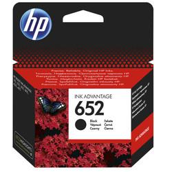HP - Hp 652-F6V25AE Siyah Orjinal Kartuş