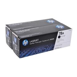 HP - Hp 78A-CE278AF Orjinal Toner İkili Paket