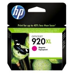 HP - Hp 920XL-CD973A Kırmızı Orjinal Kartuş
