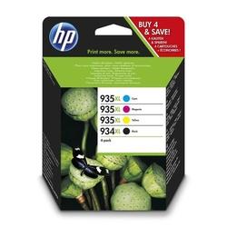 HP - Hp 934XL-935XL-X4E14AE Orjinal Kartuş Avantaj Paketi