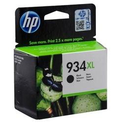 HP - Hp 934XL-C2P23AE Siyah Orjinal Kartuş Yüksek Kapasiteli