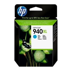HP - Hp 940XL-C4907A Mavi Orjinal Kartuş